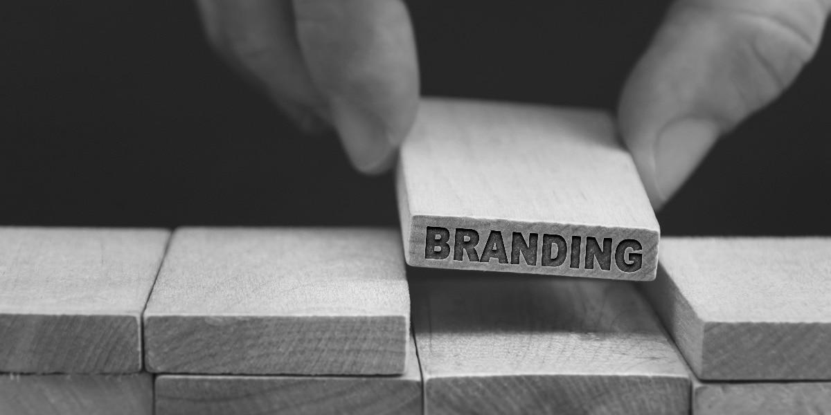 blocks with Branding Printed
