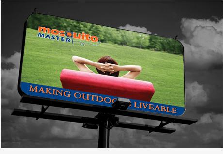 billboard design for mosqutio master