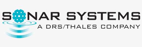 Logo Design Sonar Systems DRS Thales