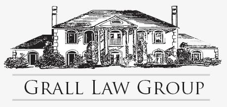 logo design Grall Law Group