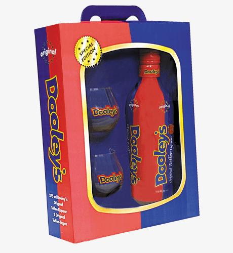 box design for Dooleys