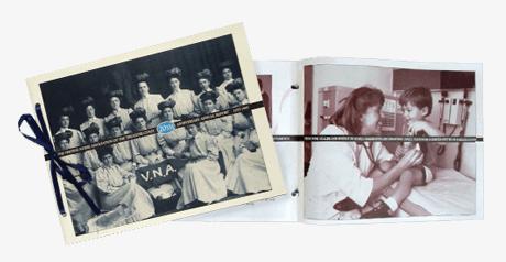 annual report design VNA