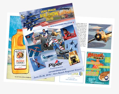 event program Vero Beach Airshow