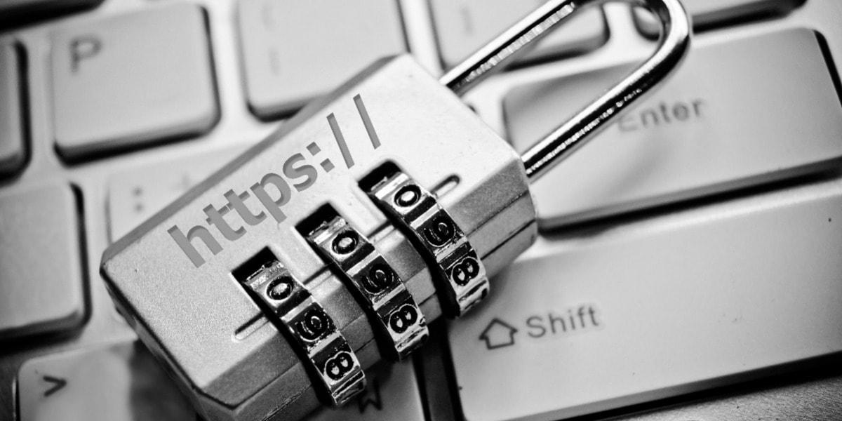 https secure padlock SSL