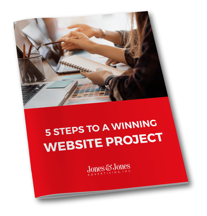 website project guide cover